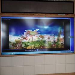 余姚市46寸液晶拼接屏、炬明科技、友达46寸液晶拼接屏图片