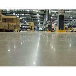 塑胶地板施工、成安塑胶地板、博德环氧地坪厂家图片
