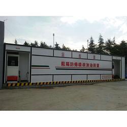 贵州橇装加油站|泰安金水龙容器|防爆橇装加油站图片