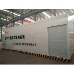 沧州20立方小型移动加油站 泰安金水龙容器图片