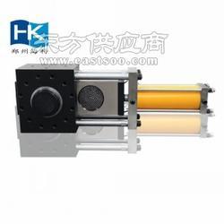 冰箱板材生产线换网器生产商图片