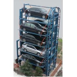 家庭立体停车场生产厂家-马上跑立体停车设备-中正鼎兴图片