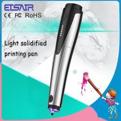 一件代发3d打印笔涂鸦立体绘图笔儿童益智笔3D立体四代打印笔图片