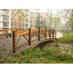 防腐木围栏、万德木业值得推荐(在线咨询)、上饶防腐木围栏图片