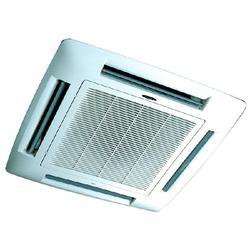 惠州超市中央空調安裝工程_粵森冷暖設備工程圖片