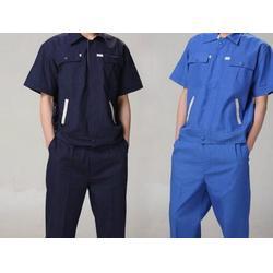 夏季工作服|旭博贸易|洪山工作服图片