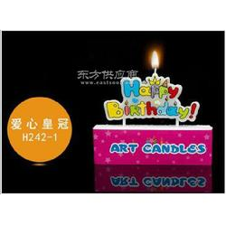 楚阳字母蜡烛厂家直销图片