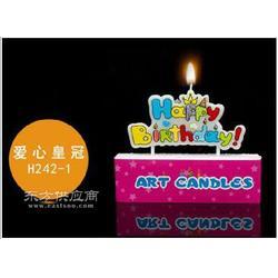 字母蜡烛工厂便宜-楚阳牌蜡烛图片