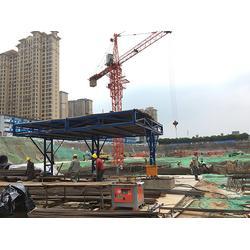 河南钢筋棚收费标准_【捍卫建筑】(在线咨询)_开封钢筋棚图片