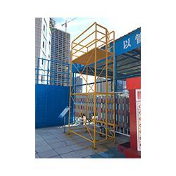 河南工地体验馆搭建厂家、荥阳工地体验馆、(捍卫建筑)图片