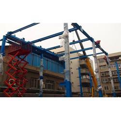 钢结构车库-马钢工程集团-钢结构车库品牌图片
