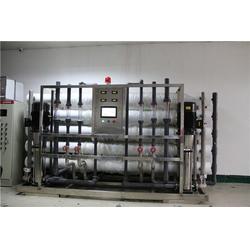 張家港純水設備 醫藥行業用水設備生產 觸摸屏行業純水設備圖片