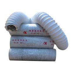 诚信企业神州华美(图)、铝箔通风软管现货、红桥铝箔通风软管图片