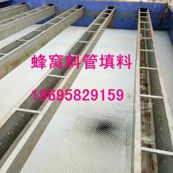 pp50蜂窝斜管填料生产厂家/多孔蜂窝斜管填料送货价图片