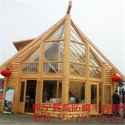 专业安装防腐木|辉盛防腐木(在线咨询)|向阳湖防腐木图片