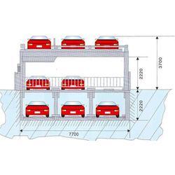 立体停车设备,马钢智能设备(优质商家),塔式立体停车设备公司图片