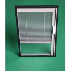 内置百叶中空玻璃窗厂家,顺发门窗,历下区内置百叶中空玻璃窗图片