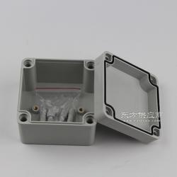廠家供應戶外電纜接線盒PVC防水盒 路燈接線盒 塑料電源配電盒圖片