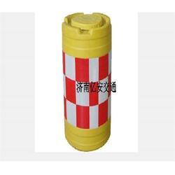 邢台防撞桶_亿安交通_吹塑防撞桶供应图片