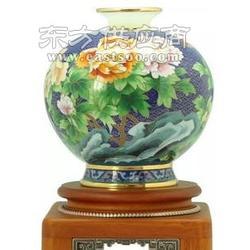 一帶一路福祿萬代琺瑯彩蓮子瓶-藏品閣圖片