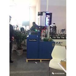 PUR热胶五里板包覆机|皓泽曼机械|包覆机图片