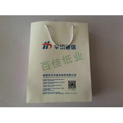 百佳纸业 手提纸袋印刷厂家 濮阳手提纸袋