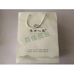 廣告手提紙袋-莘縣手提紙袋-濮陽百佳(查看)圖片