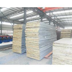 50厚凈化彩鋼板廠家-巨百凈化-合肥50厚凈化彩鋼板圖片