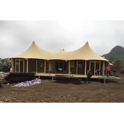 帐篷酒店|帐篷酒店搭建|度假帐篷酒店(优质商家)图片