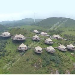 度假帐篷酒店,露营帐篷酒店(在线咨询),帐篷酒店图片