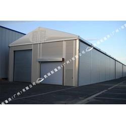 实力厂家定制铝合金仓库仓储帐篷  凯硕斯帐篷(在线咨询)图片