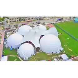 球形帐篷、展览40米球形帐篷报价、活动球形帐篷(优质商家)图片
