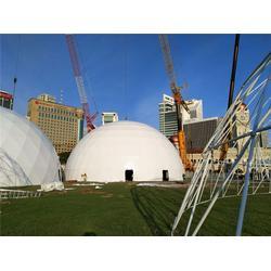 大型35米球形帐篷设计|35米球形帐篷|球形帐篷图片
