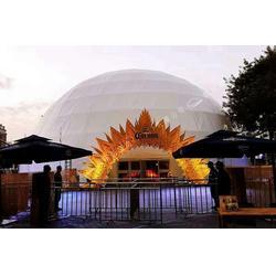 活动半球形帐篷搭建,球形帐篷,大型球形帐篷(查看)图片
