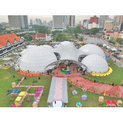 户外40米球形帐篷生产,活动球形帐篷(在线咨询),球形帐篷图片