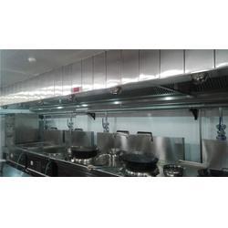 厨房烟道改造工程厂家-亚特兰通风公司-吴兴厨房烟道改造工程