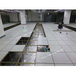抗静电全钢防静电地板,新疆维吾尔自治全钢防静电地板,立美建材图片