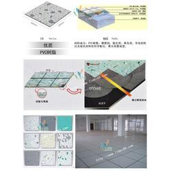 大兴安岭地PVC防静电地板|立美建材|PVC防静电地板安装图片