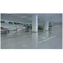 车间PVC防静电地板,济宁PVC防静电地板,立美建材图片
