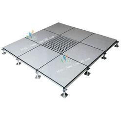 全钢活动防静电地板、立美建材、全钢活动防静电地板哪家好?图片