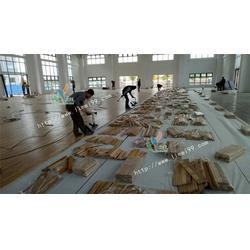 澄海运动木地板,立美建材,22厘运动木地板图片