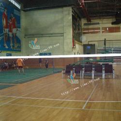 伊春运动木地板,立美建材,室内篮球厂运动木地板图片