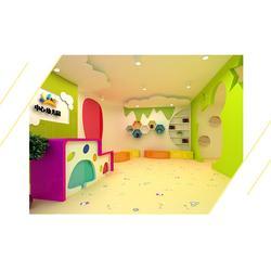 幼儿园专用pvc胶地板|立美建材规格齐全图片