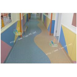 立美建材服务到位_幼儿园卷材PVC地胶公司图片