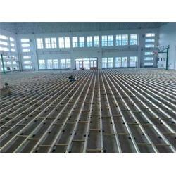 威海枫木运动地板|立美体育|篮球场枫木运动地板图片