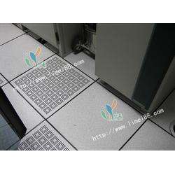 全钢防静电地板生产商_全钢防静电地板_立美建材合理(图)图片