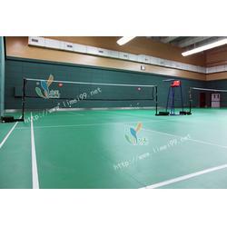 PVC运动胶地板_立美建材品质过硬_PVC运动胶地板定做图片