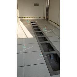 白山全钢防静电地板,立美建材,全钢防静电地板的图片