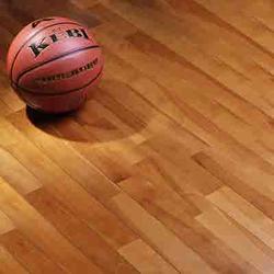 梅州枫木运动地板、立美体育、进口枫木运动地板图片