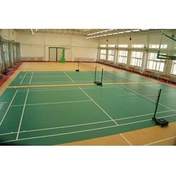 湛江pvc运动地胶 立美体育 篮球馆pvc运动地胶图片